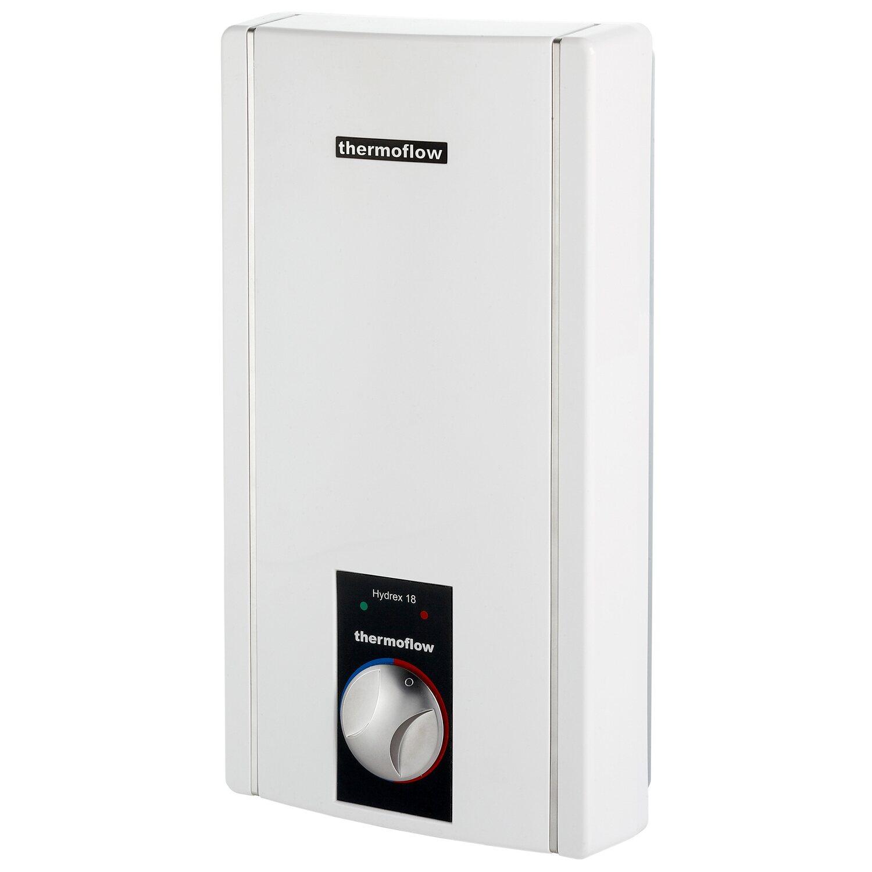 Thermoflow hydraulischer Durchlauferhitzer Hydrex 18N EEK: A