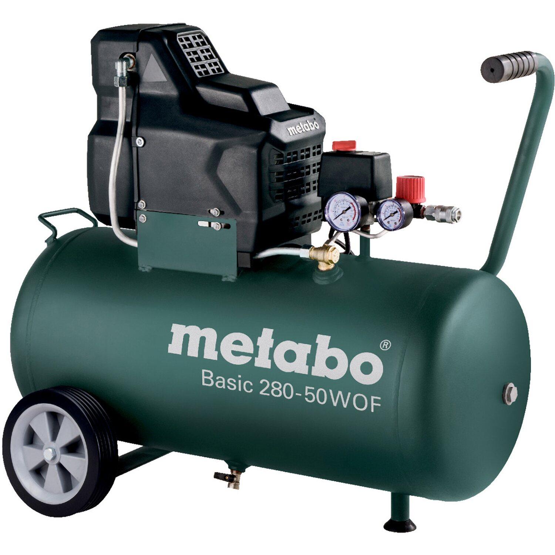 metabo kompressor basic 280 50 w of kaufen bei obi. Black Bedroom Furniture Sets. Home Design Ideas