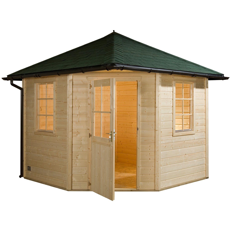 Holz Gartenhaus Feldbach Kaufen Bei Obi