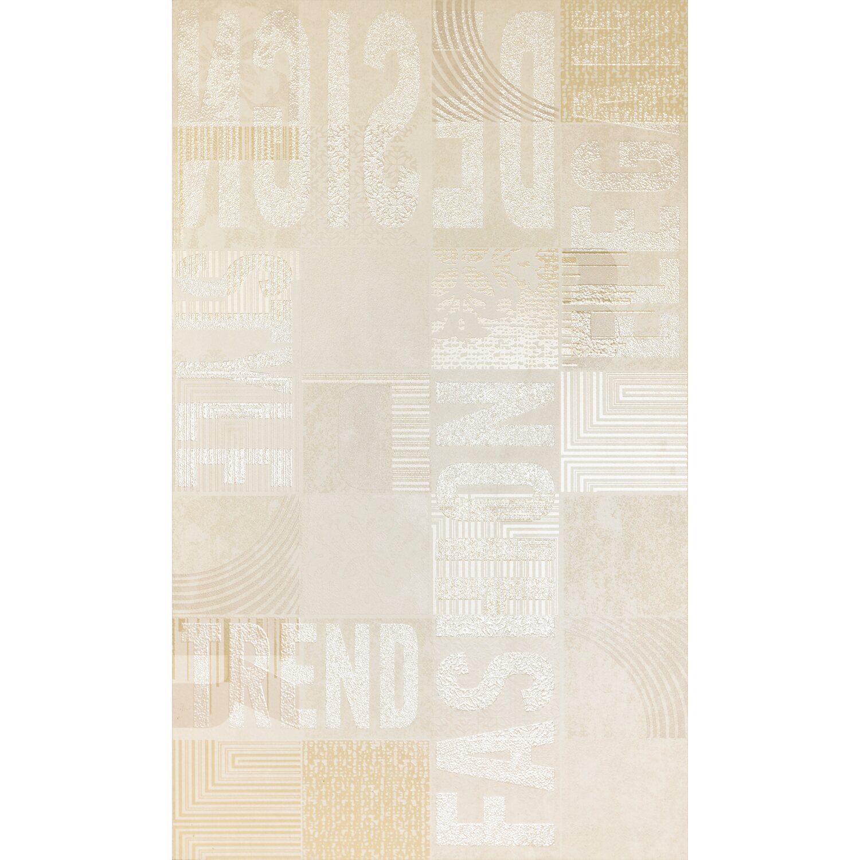 Sonstige 1er Volldekor One Tracks Pergamon 30 cm x 50 cm