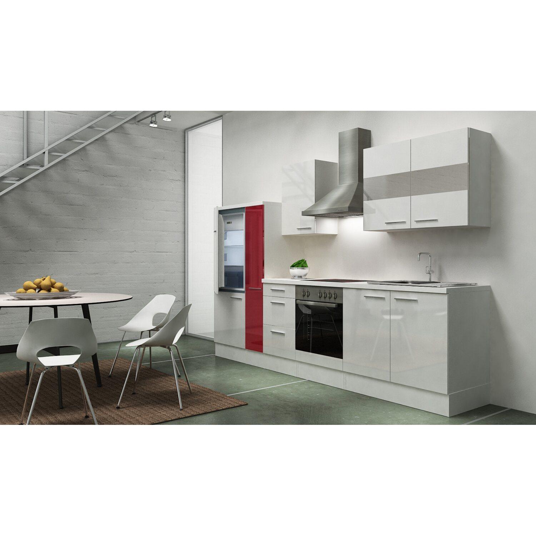 respekta k chenzeile pr300wwcapobo 300 cm bordeaux wei kaufen bei obi. Black Bedroom Furniture Sets. Home Design Ideas