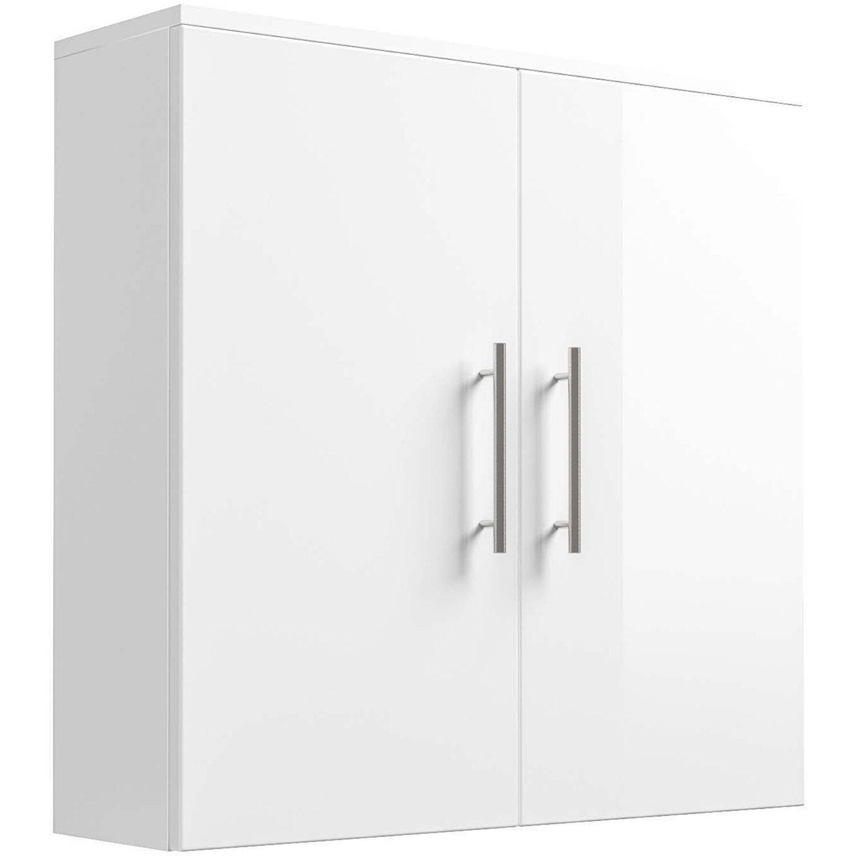 Posseik Hängeschrank 70 cm Salona Weiß