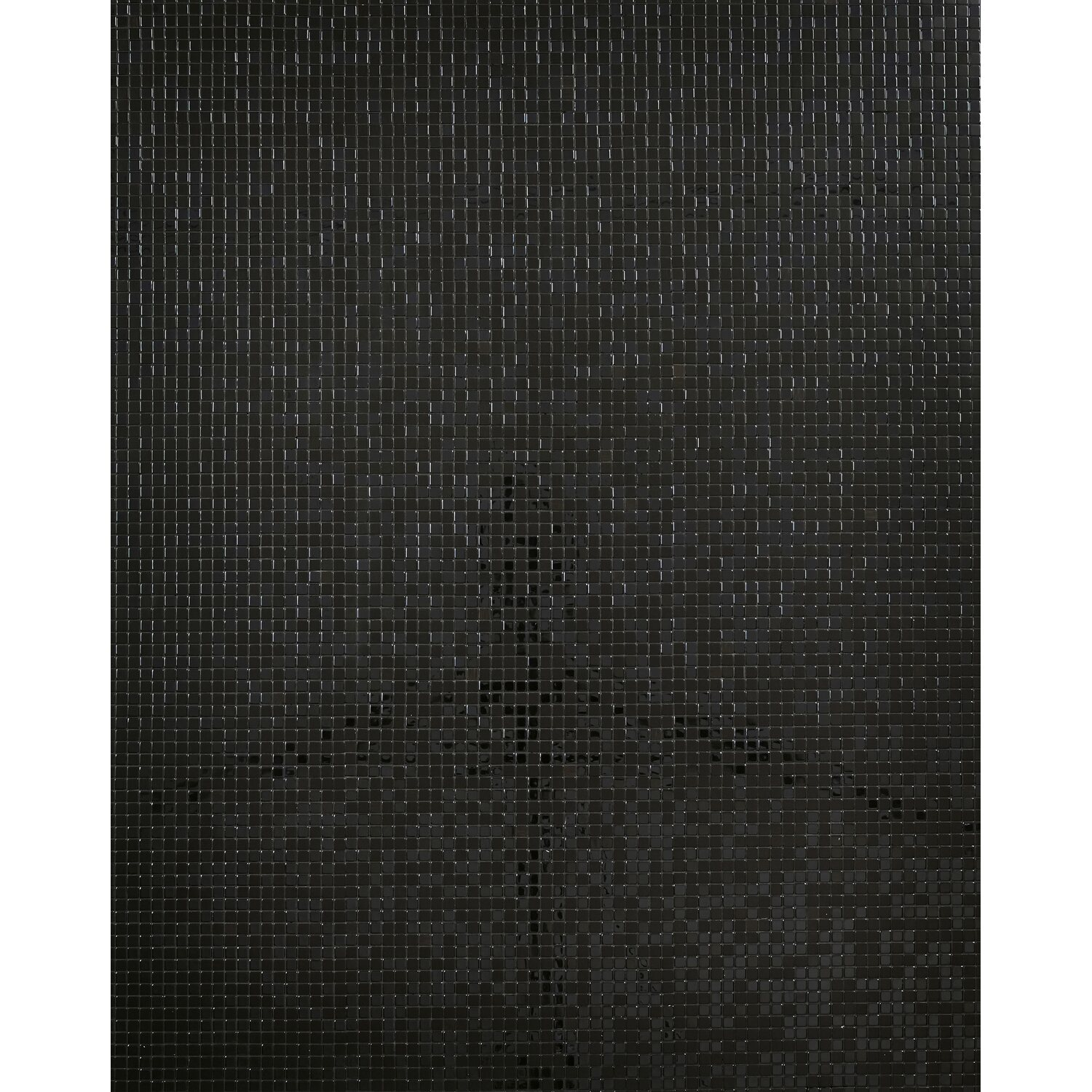 mosaikmatte selbstklebend alu geb rstet schwarz 29 cm x 29 cm kaufen bei obi. Black Bedroom Furniture Sets. Home Design Ideas