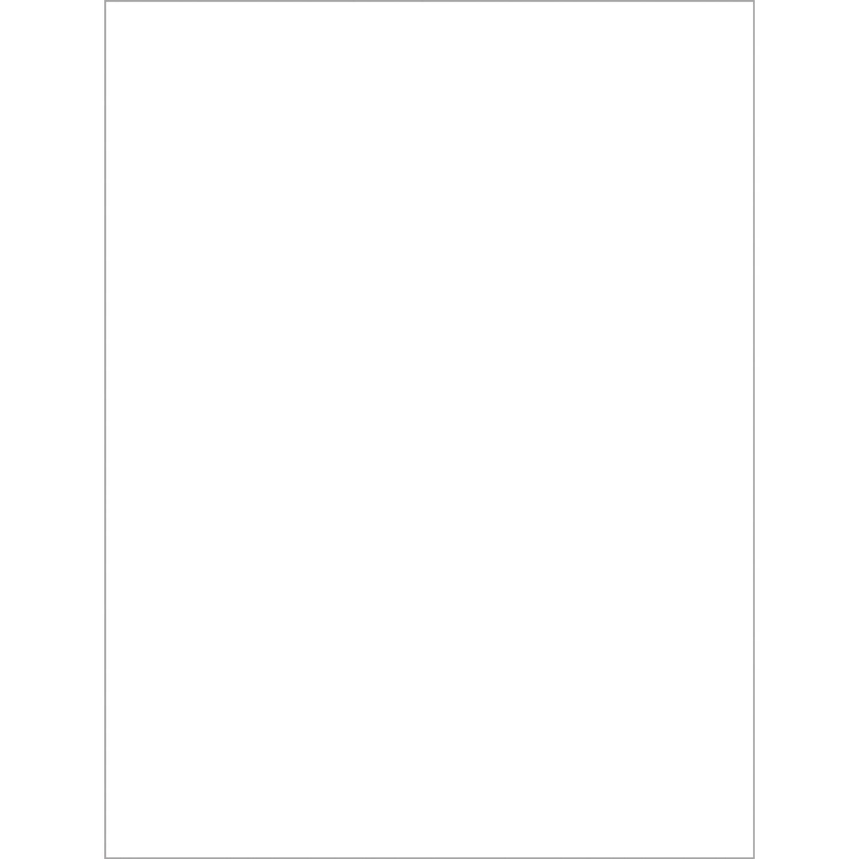 Sonstige Wandfliese Weiß Matt 25 cm x 33 cm