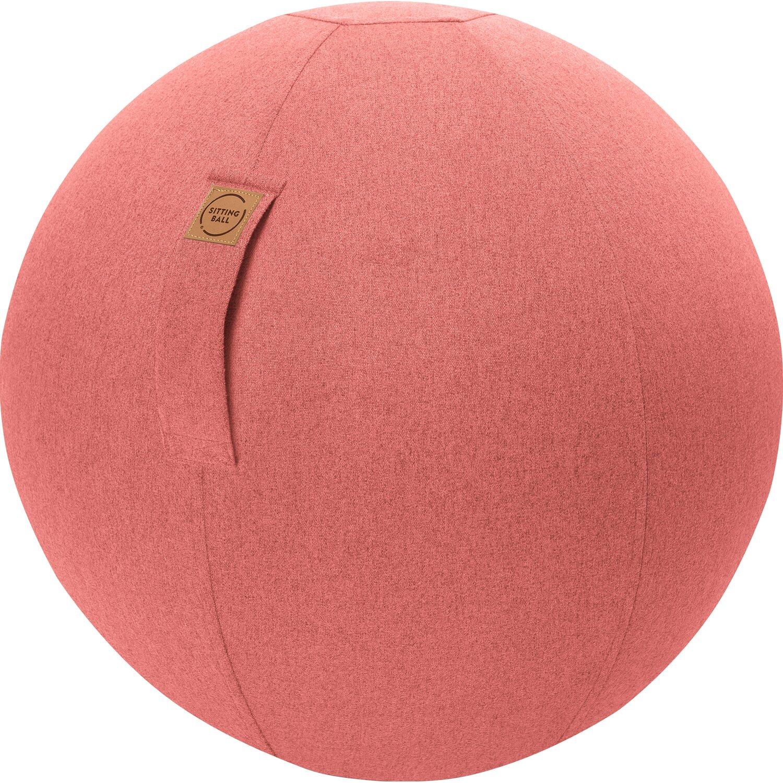 Sitting Ball Sitzball Felt Lachs Preisvergleich
