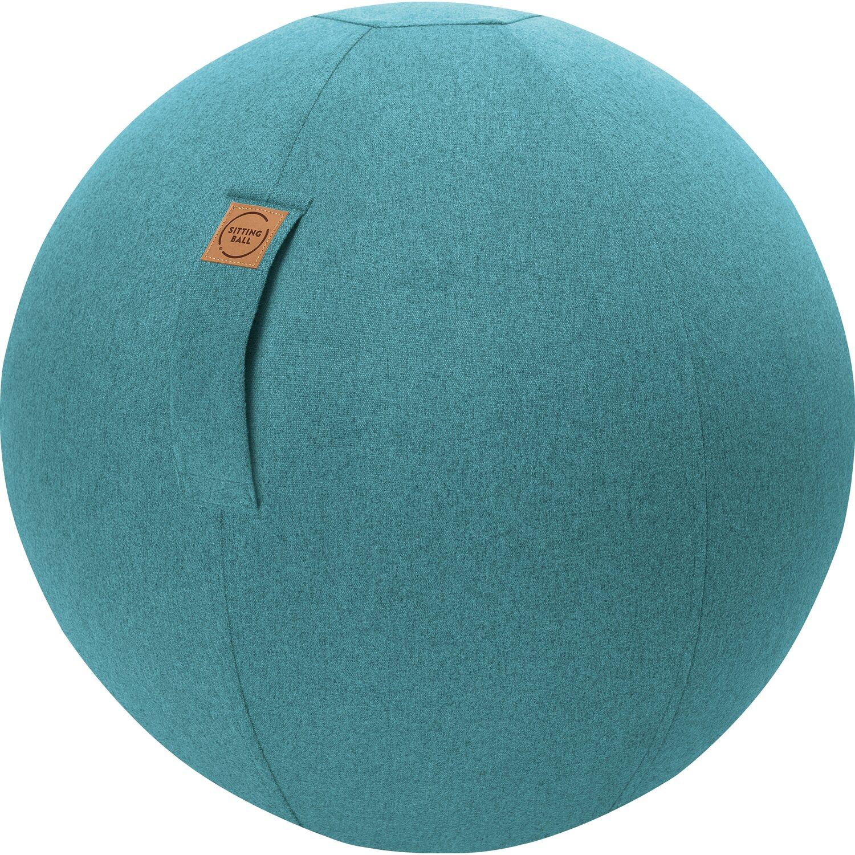 Sitting Ball Sitzball Felt Aquamarin Preisvergleich