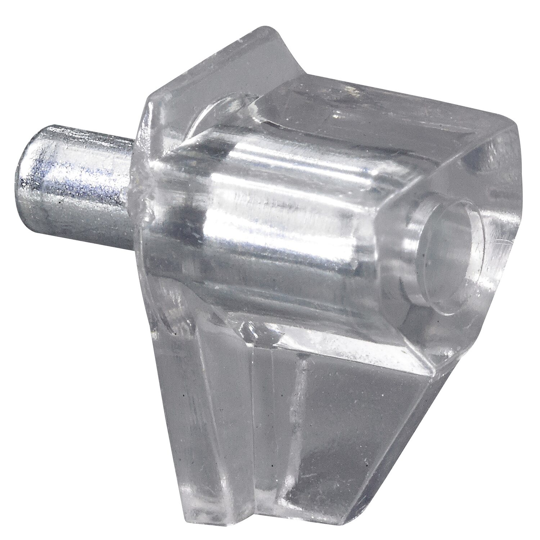 Hettich  Bodenträger Safety 3 mm Transparent
