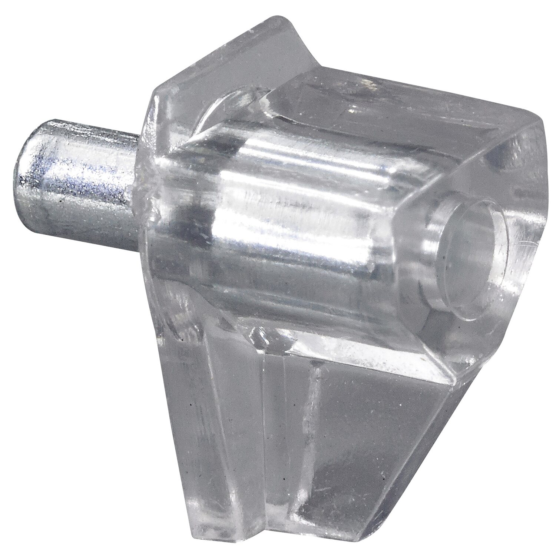 Hettich  Bodenträger Safety 5 mm Transparent