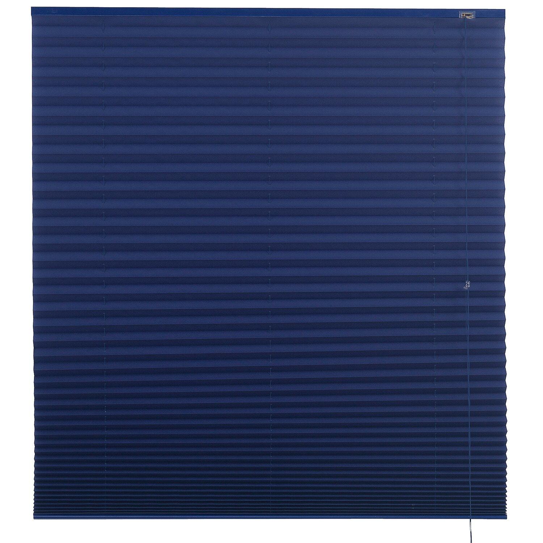 obi plissee jalousie lorca 100 cm x 160 cm blau kaufen bei obi. Black Bedroom Furniture Sets. Home Design Ideas