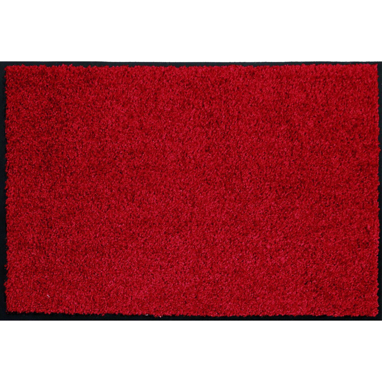 astra sauberlaufmatte proper tex uni 90 cm x 150 cm rot kaufen bei obi. Black Bedroom Furniture Sets. Home Design Ideas