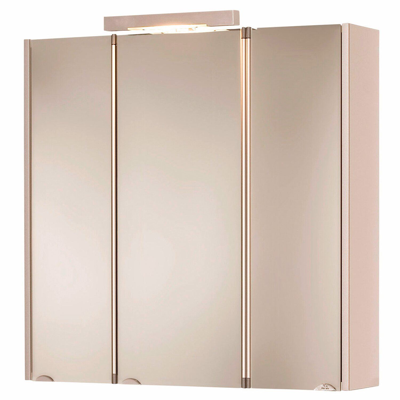 Jokey spiegelschrank mandiol iii 63 cm alu eek d kaufen for Spiegelschrank obi
