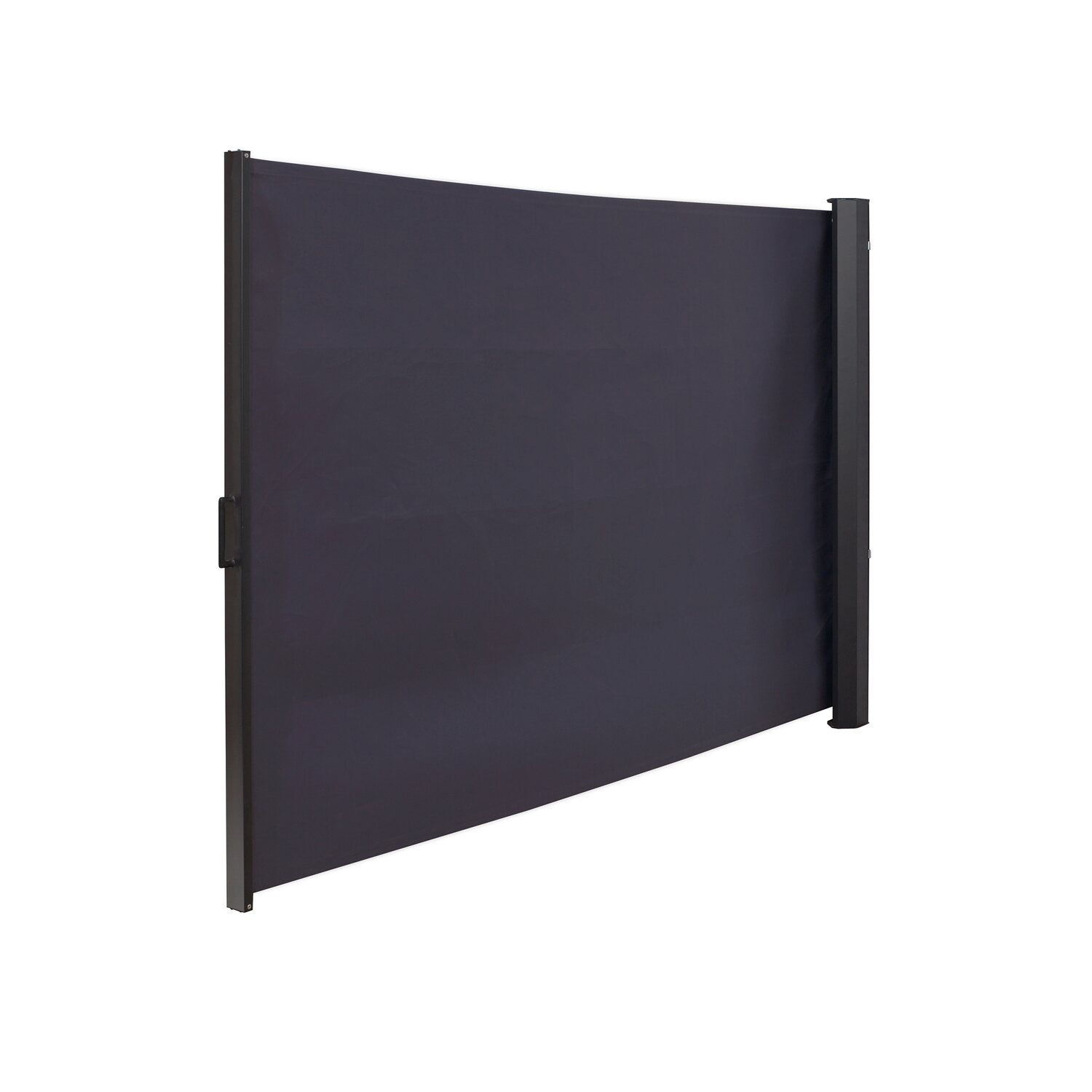 Obi Vertikalmarkise Livingston 300 Cm X 150 Cm Anthrazit
