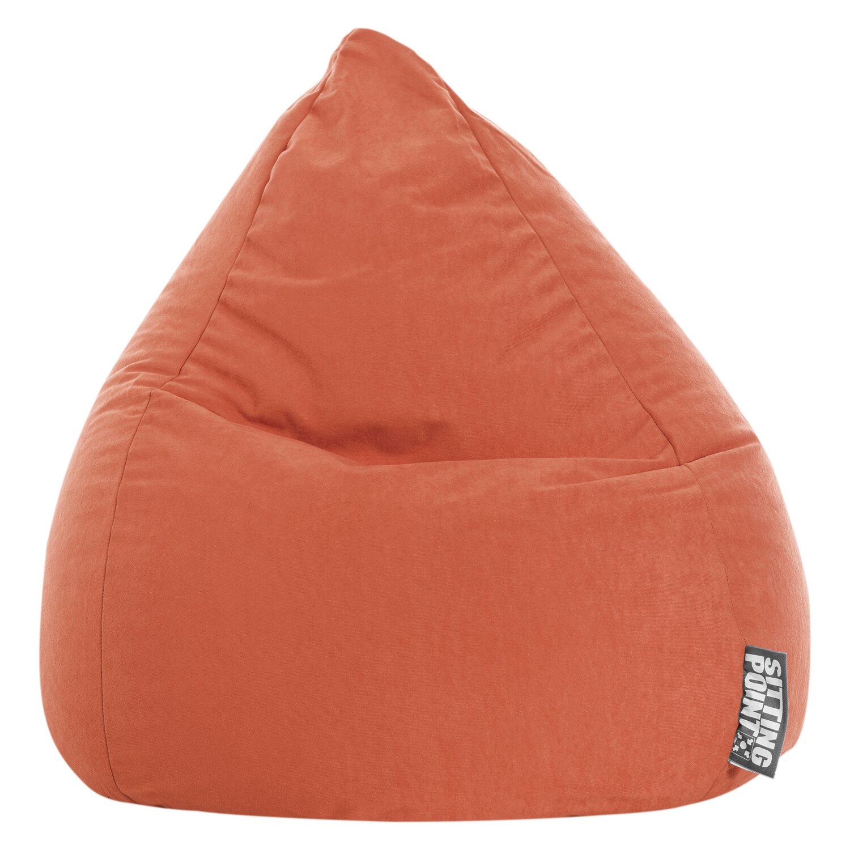 Sitting Point Sitzsack Easy 120 l Orange