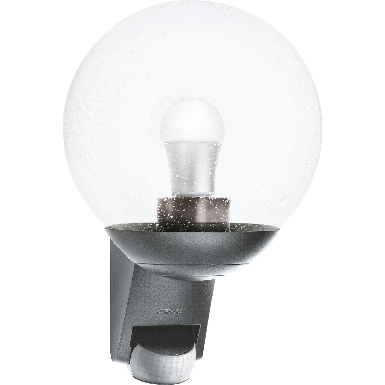 steinel lampen lampe geht immer an aus