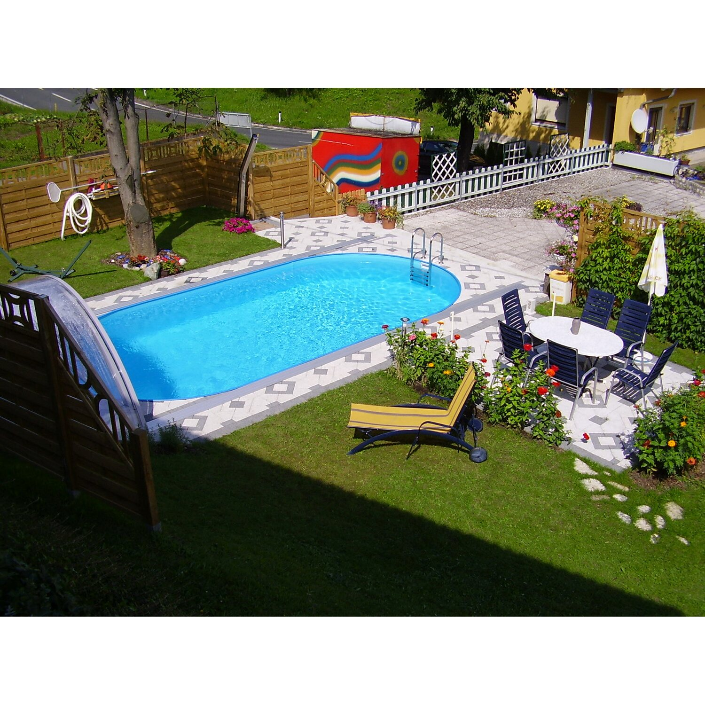Steinbach Pool Styria Oval 625 cm x 360 cm x 150 cm kaufen bei OBI