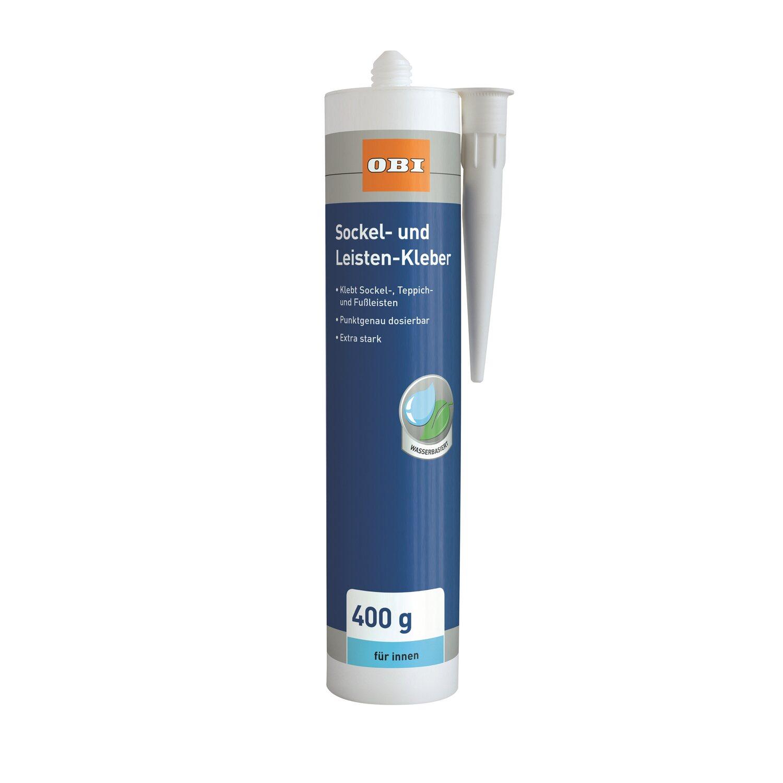 OBI Sockel- und Leisten-Kleber 400 g