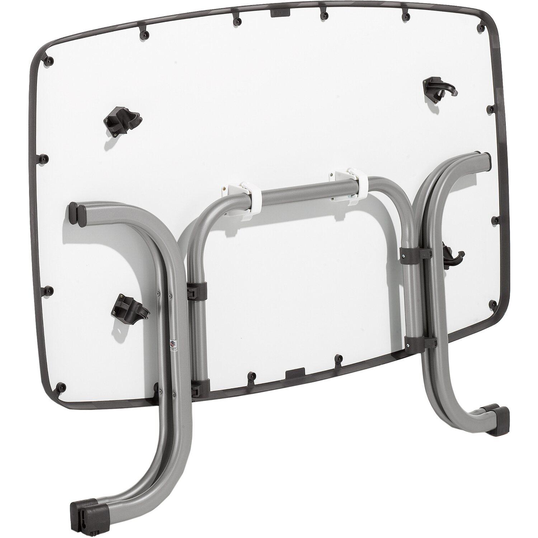 sieger boulevard klapptisch 115 cm x 70 cm graphit. Black Bedroom Furniture Sets. Home Design Ideas