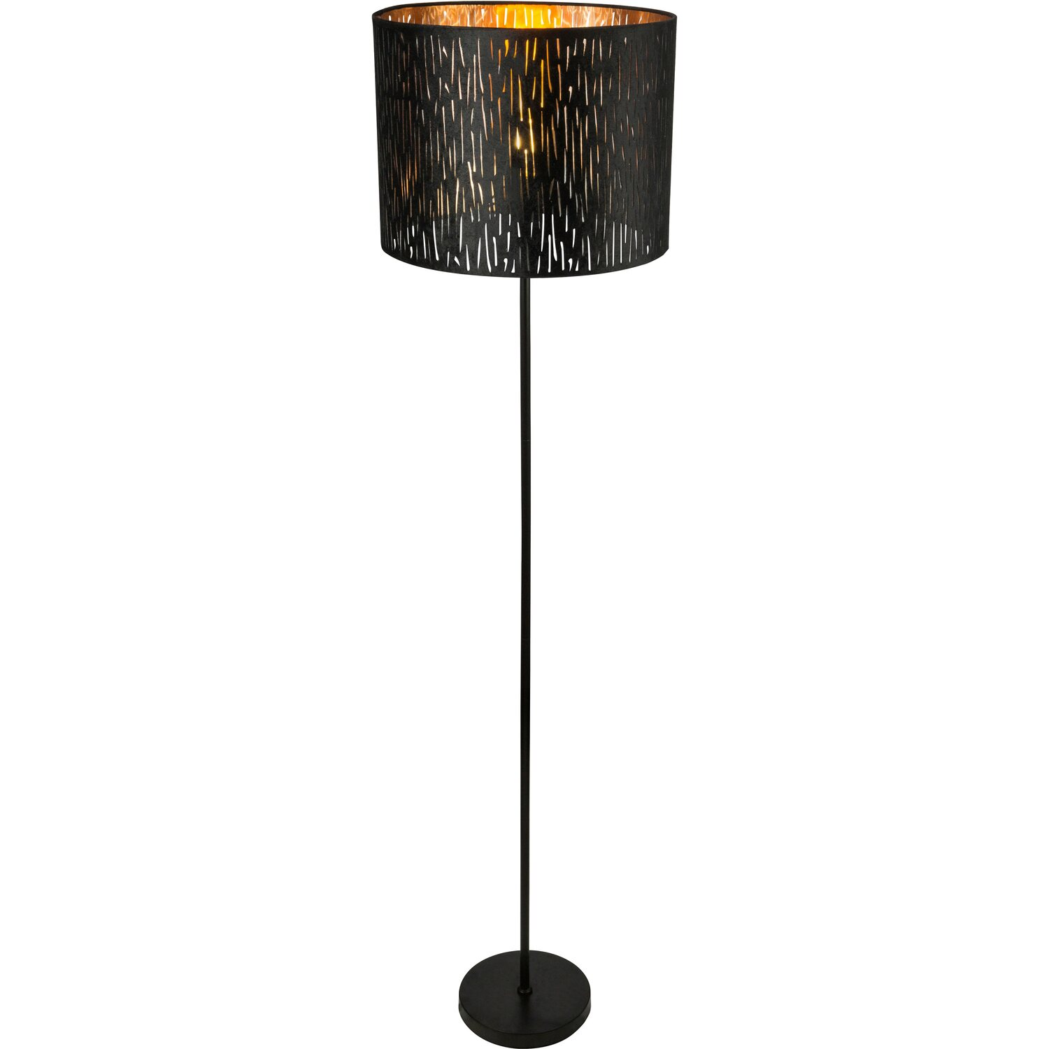 Stehlampe Led Dimmbar Gold Zuhause