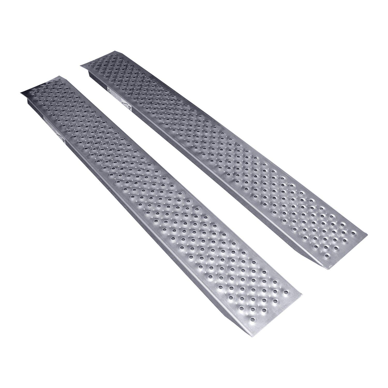 eufab auffahrrampen set aluminium 2 st ck kaufen bei obi. Black Bedroom Furniture Sets. Home Design Ideas
