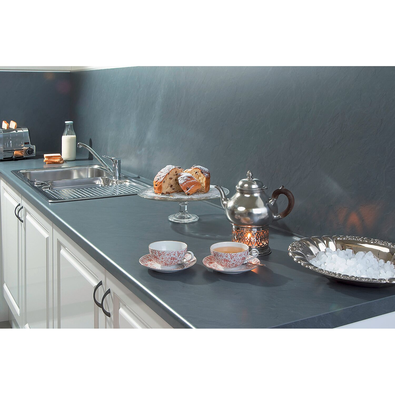 arbeitsplatte 60 cm x 3 9 cm porto schiefer sc 475 kaufen bei obi. Black Bedroom Furniture Sets. Home Design Ideas