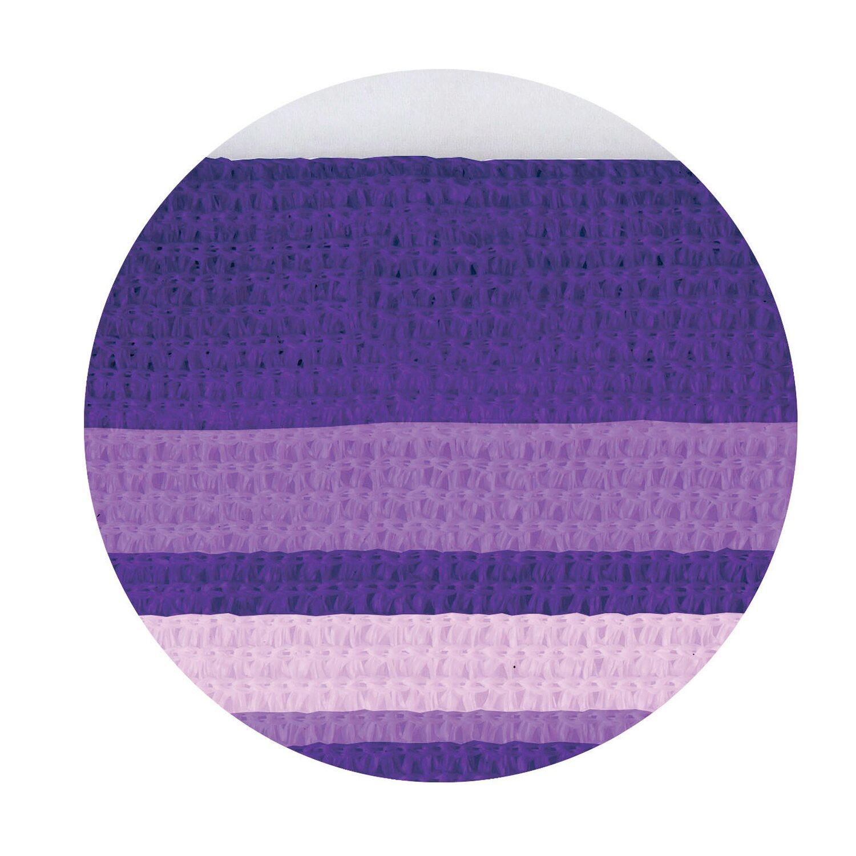 Balkonblende Sylt 90 Cm Violett Kaufen Bei Obi