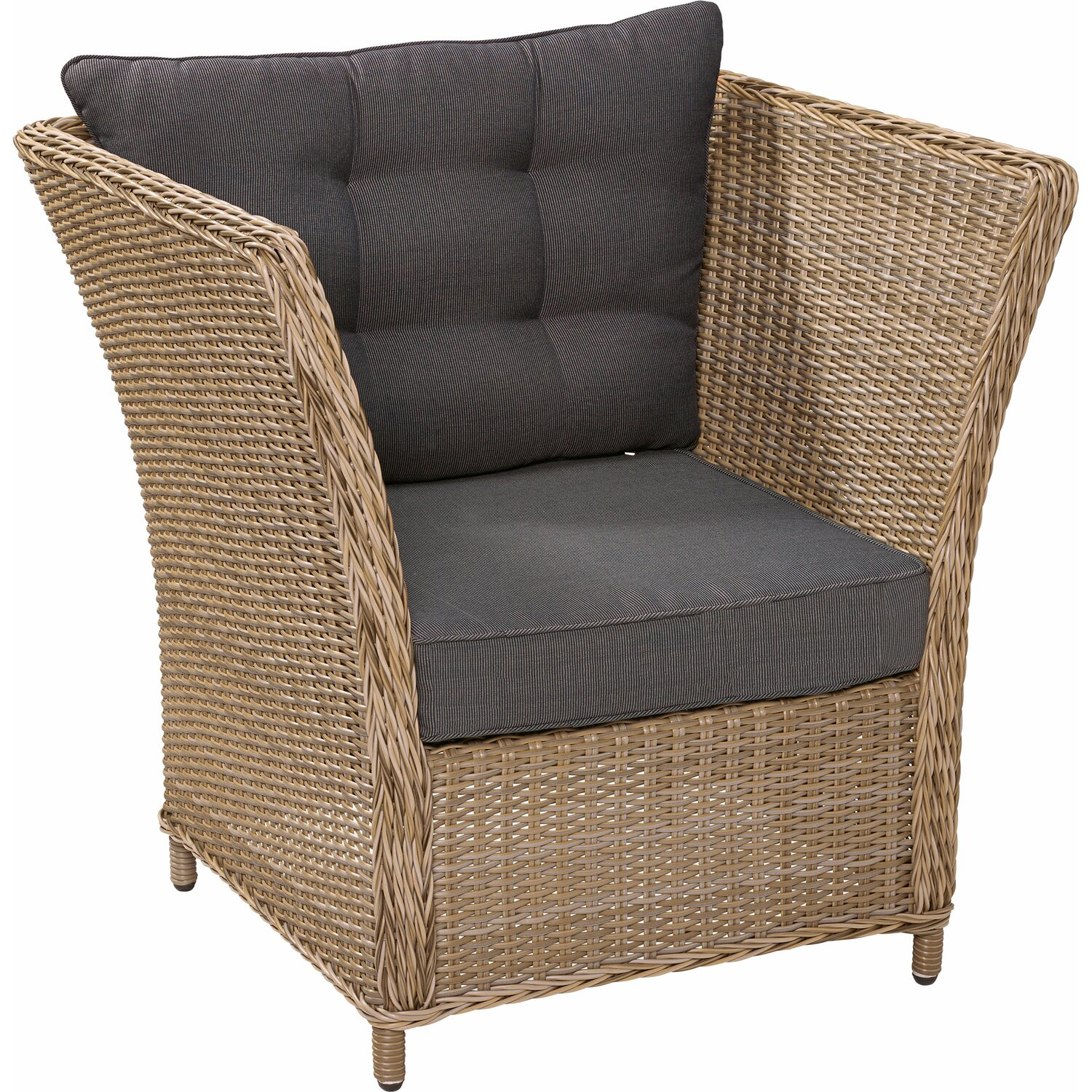 lounge sessel rattan. Black Bedroom Furniture Sets. Home Design Ideas