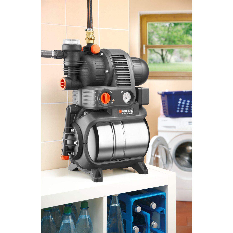 gardena hauswasserwerk 5000 5