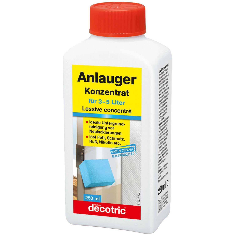 Decotric Anlauger Aktivreiniger Konzentrat 250 ml