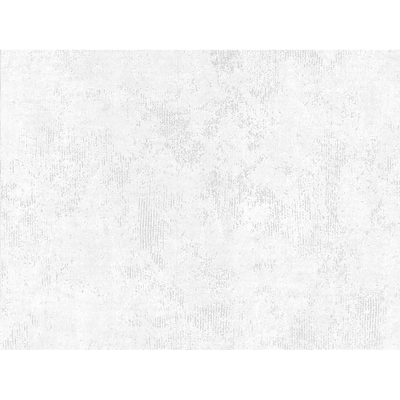 AS Creation A.S. Creation Vliestapete Art Deco Uni Weiß