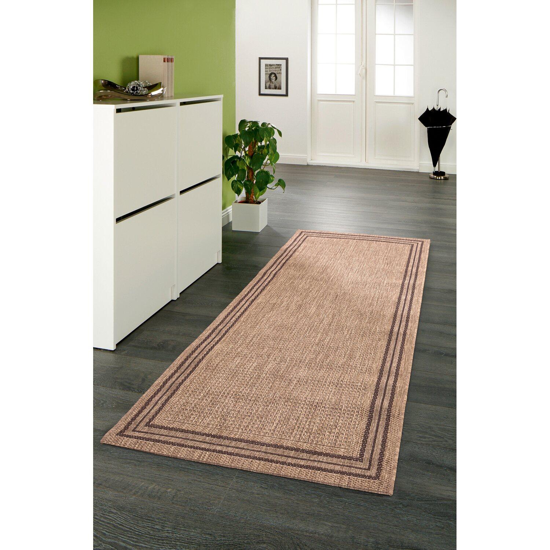obi teppich tiana beige 140 cm x 200 cm kaufen bei obi. Black Bedroom Furniture Sets. Home Design Ideas