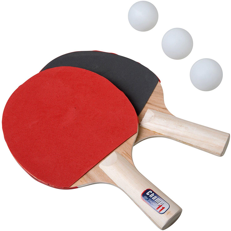 Hudora Tischtennisschläger Tischtennis Schläger Freizeit Sport New Topmaster