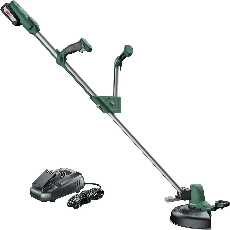 bosch akku trimmer universalgrasscut 18 26 inkl akku kaufen bei obi. Black Bedroom Furniture Sets. Home Design Ideas