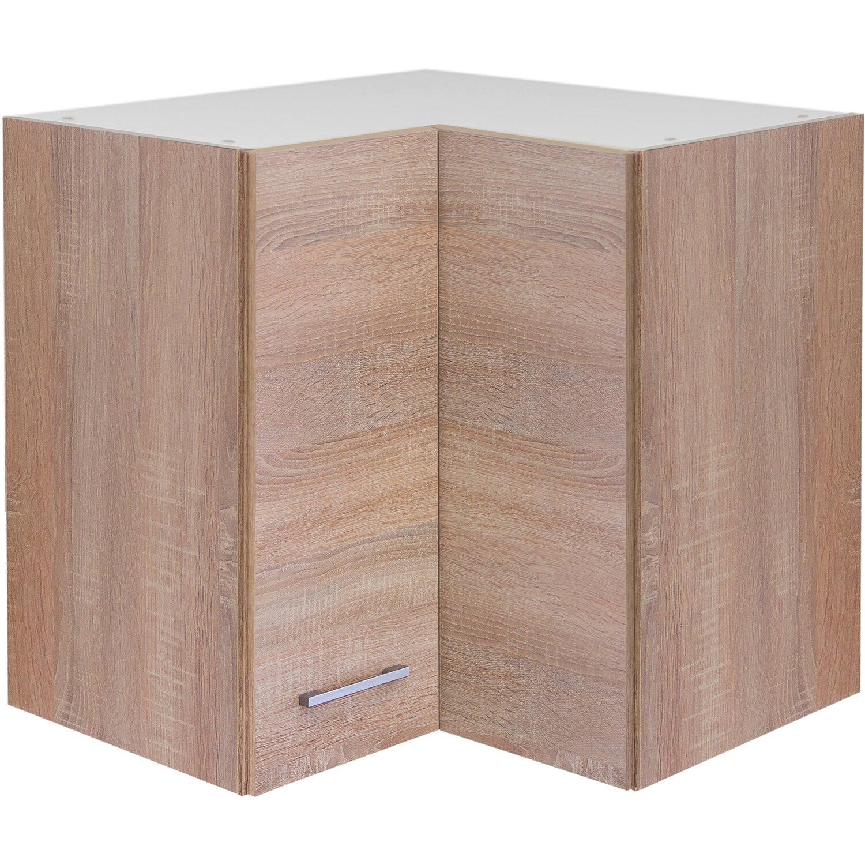 Flex Well Classic Eck-Hängeschrank »Rio, Breite 60 x 60 cm«