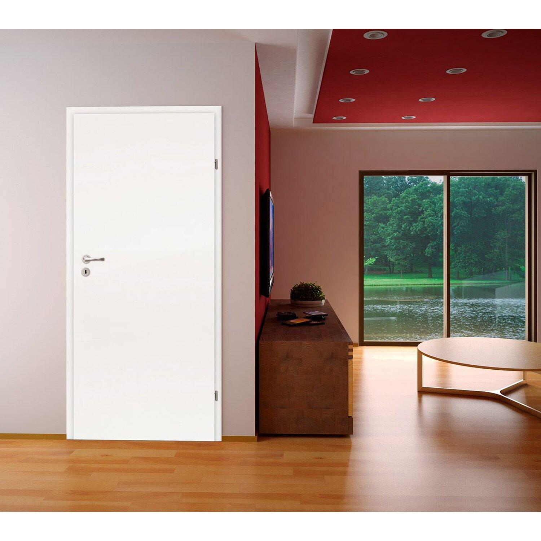 zimmert r dekor wabenkern wei 65 cm x 203 cm links kaufen bei obi. Black Bedroom Furniture Sets. Home Design Ideas