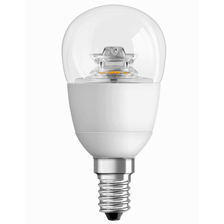 osram led lampe tropfenform e14 6 w 470 lm warmwei eek a kaufen bei obi. Black Bedroom Furniture Sets. Home Design Ideas