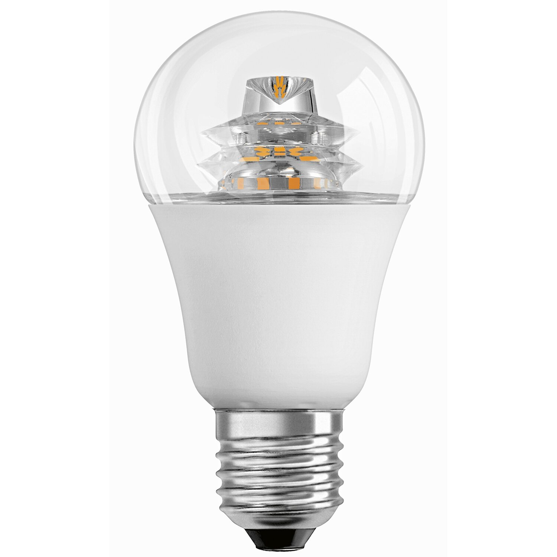 osram led lampe gl hlampenform e27 10 w 806 lm warmwei klar eek a kaufen bei obi. Black Bedroom Furniture Sets. Home Design Ideas