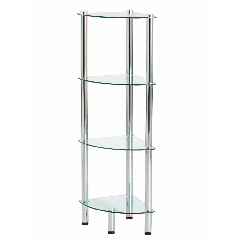 obi glas eckregal serie maupiti 104 cm - Eckregal Dusche Glas