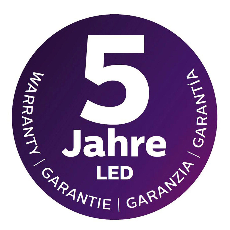 Philips  LED-Wegeleuchte EEK: A++ Arbour Anthrazit