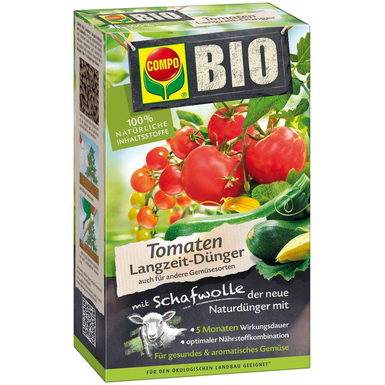 compo bio tomaten langzeit d nger mit schafwolle 750 g kaufen bei obi. Black Bedroom Furniture Sets. Home Design Ideas