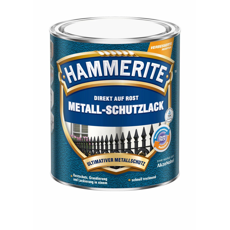 Hammerite Metall-Schutzlack Kupfer Hammerschlag 250 Ml