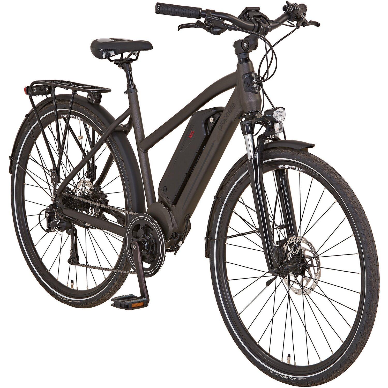 Prophete E Bike Alu Trekking Fahrrad 28