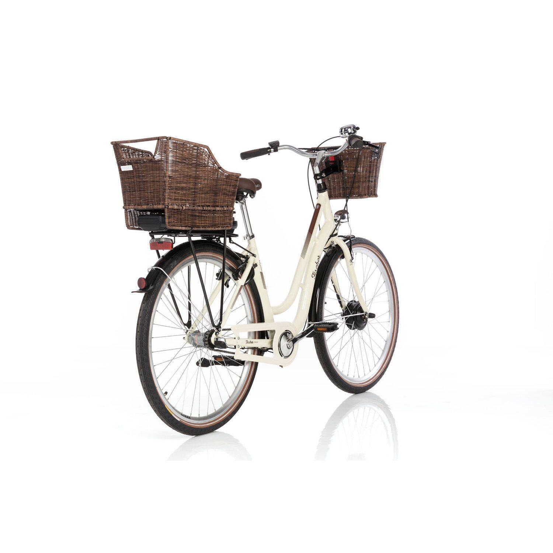 Fischer E Bike City Fahrrad Retro 28