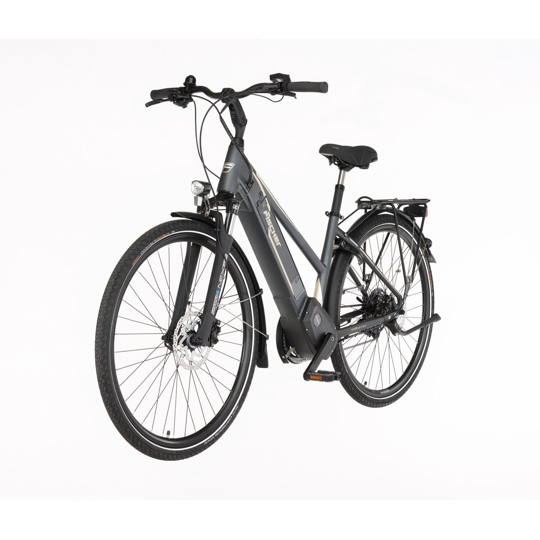 Fischer E Bike Trekking Fahrrad 28 Viator 5.0I S1 Damen