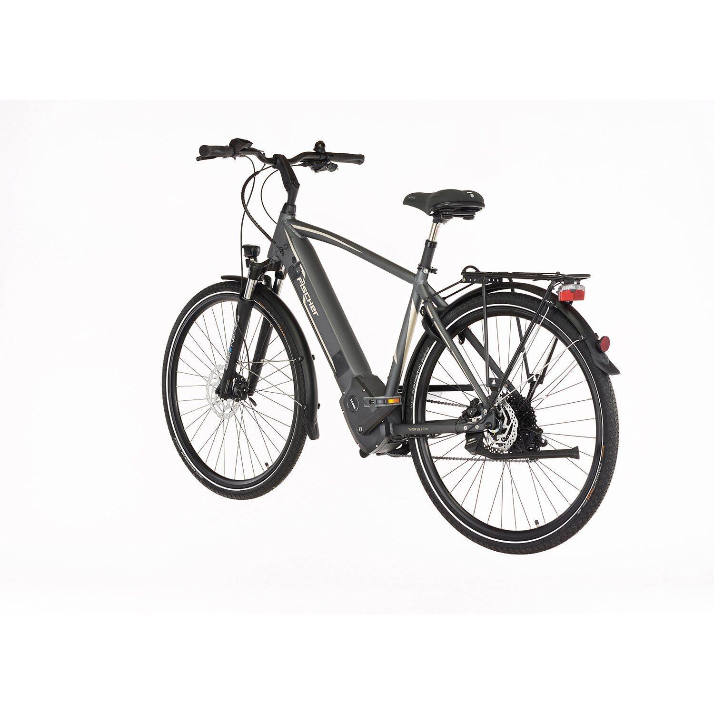 Fischer E Bike Trekking Fahrrad 28 Viator 5.0I S1 Herren