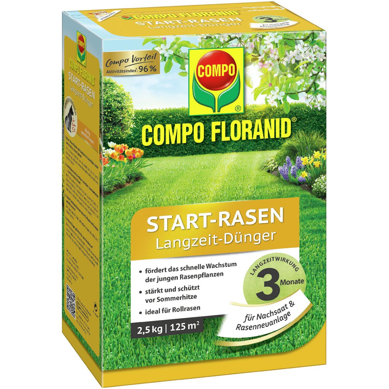 compo floranid start rasend nger 2 5 kg kaufen bei obi. Black Bedroom Furniture Sets. Home Design Ideas