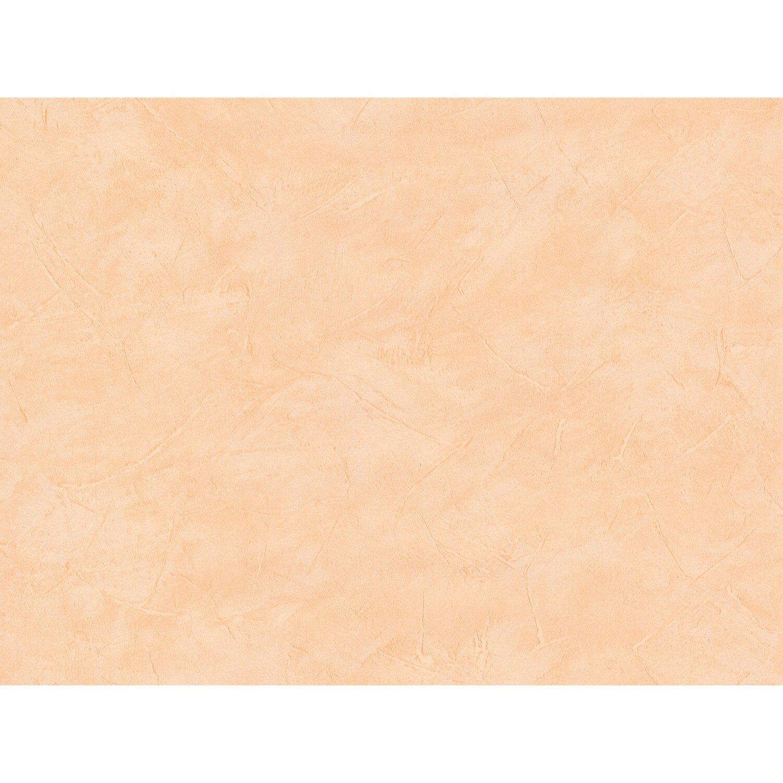 AS Creation A.S. Creation Papiertapete Azzurro Uni Apricot