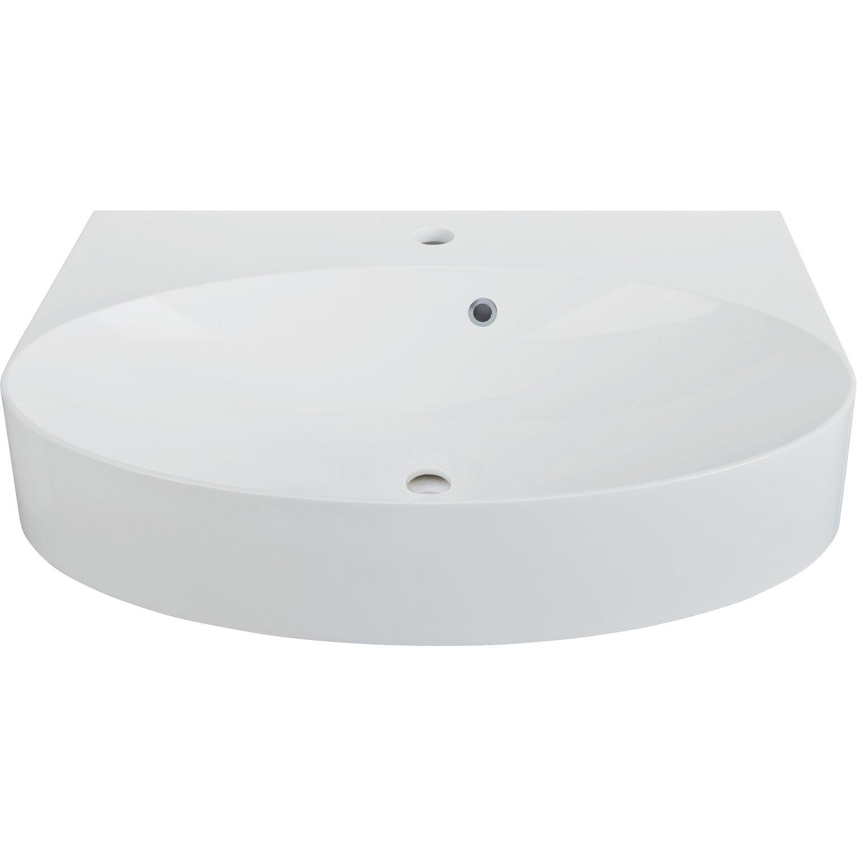 Beliebt AquaSu cOn Multifunktions-Waschbecken 60 cm Weiß kaufen bei OBI KI63