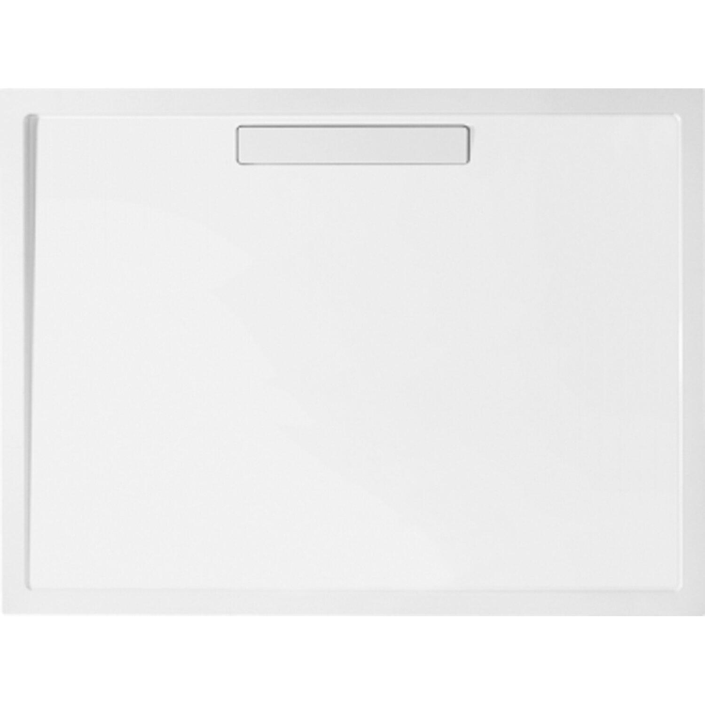 Villeroy & Boch Rechteck-Duschwanne Squaro 120 cm x 90 cm x 1,8 cm Weiß Alpin Preisvergleich