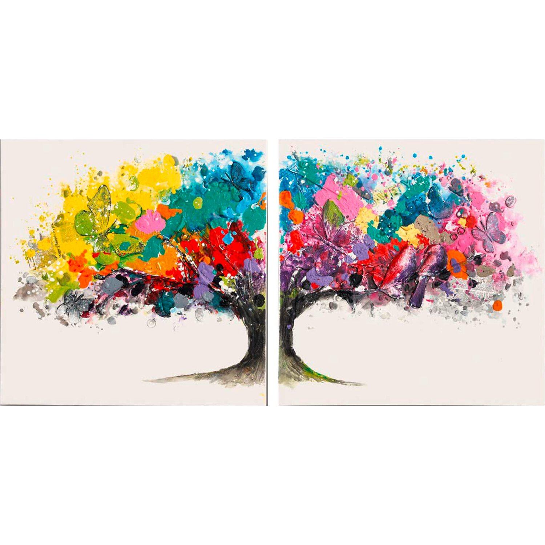 best of home Best of home Bilder-Set Magic Tree 2-teilig