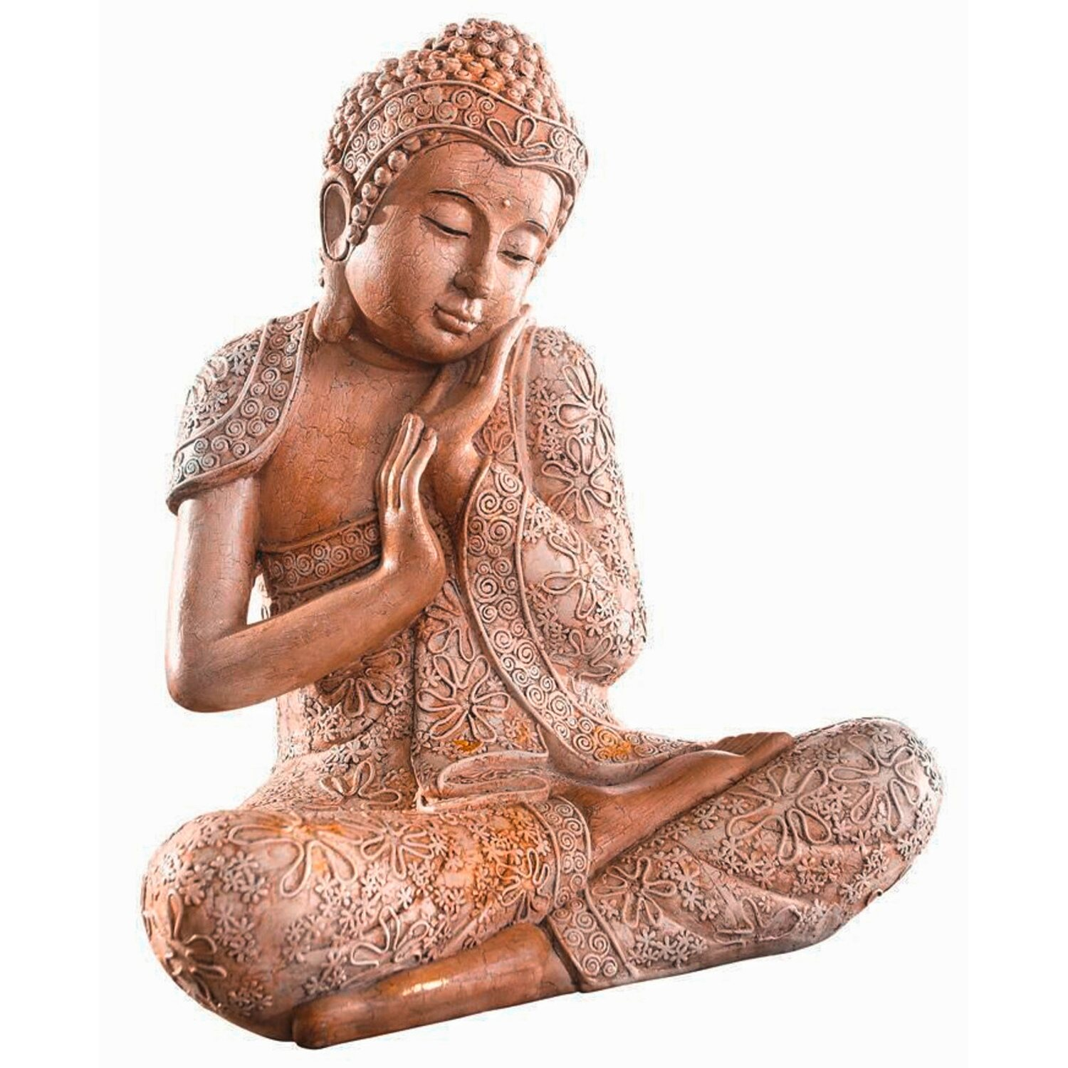 Best of home dekofigur buddha 35 cm x 28 cm x 20 cm kaufen for Best moebel24